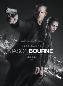 jason bourne affiche cliff and co