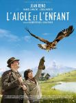 l'aigle et l'enfant affiche cliff and co