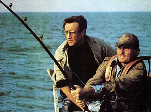 les dents de la mer jaws 1975 rŽal : Steven Spielberg Roy Scheider Robert Shaw Collection Christophel
