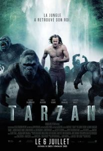 tarzan affiche cliff and co