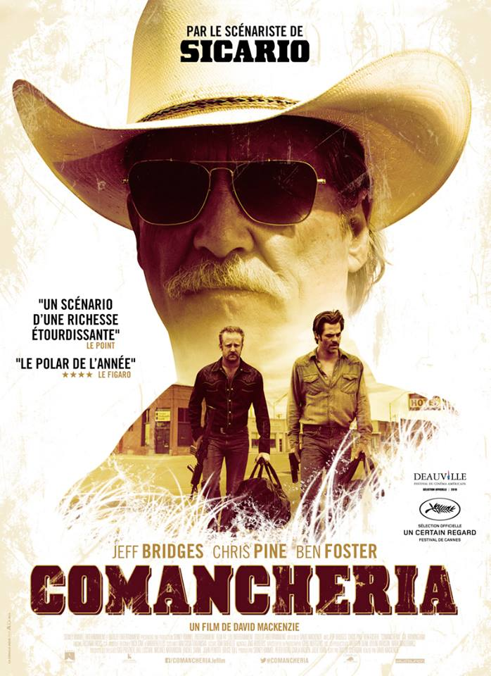 comancheria affiche cliff and co