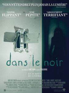 dans le noir affiche cliff and co