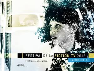 festival de la fiction tv la rochelle affiche cliff and co