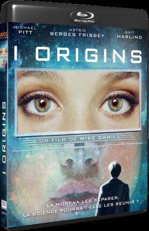 I ORIGINS-BLURAY 3D