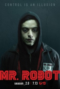 mr robot s2 affiche cliff and co