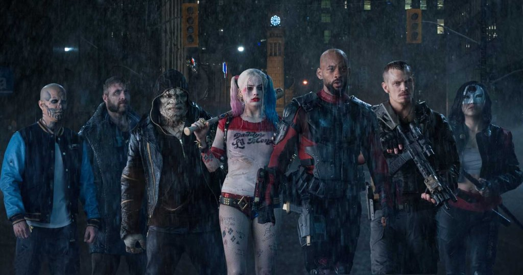 SUICIDE SQUAD 1 CLIFF AND CO