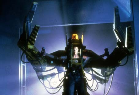 Aliens le retour Aliens 1986 rŽal : James Cameron Sigourney Weaver COLLECTION CHRISTOPHEL