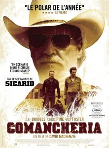 commancheria affiche cliff and co