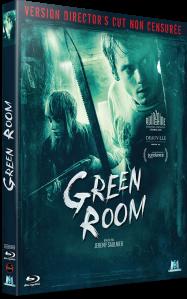GREEN ROOM-3D BRD