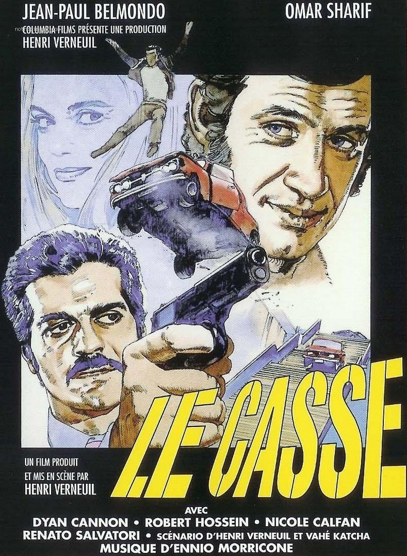 le casse affiche cliff and co 2