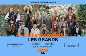 les grands fftv 2016 Affiche au commencement cliff and co