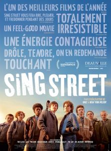 sing street affiche cliff and co