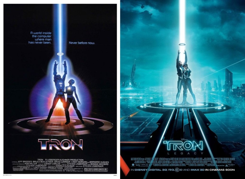 TRON SCREENPLAY MAG CLIFF AND CO