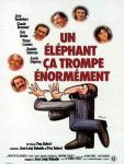 un-elephant-ca-trompe-enormement-affiche-cliff-and-co