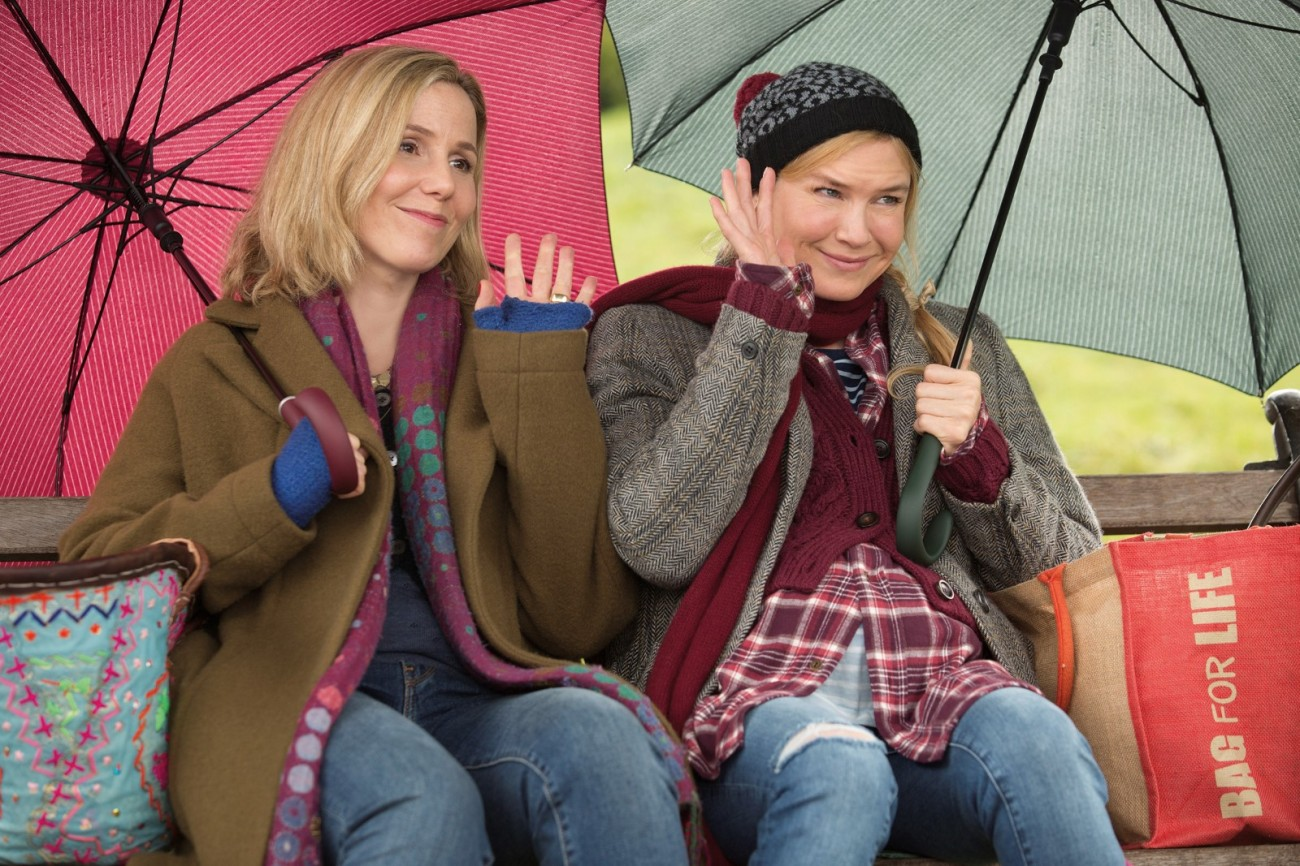 Shazzer (Sally Phillips, l.) und Bridget (Renée Zellweger, r.)