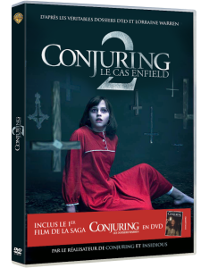conjuring-2-dvd
