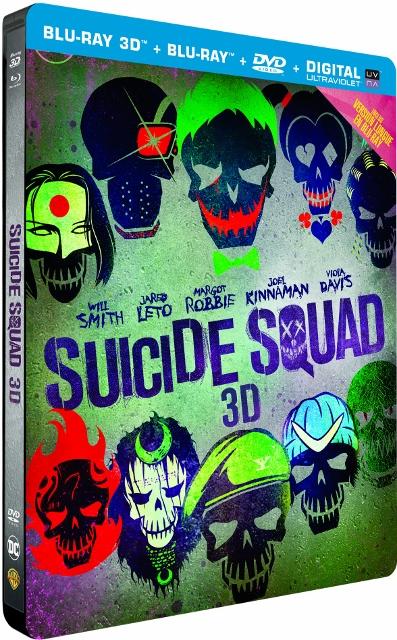 suicidesquad3dsteelbook