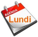 agenda-lundi