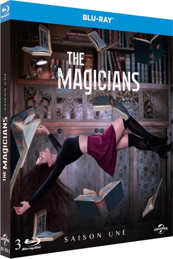 bluray-the-magicians
