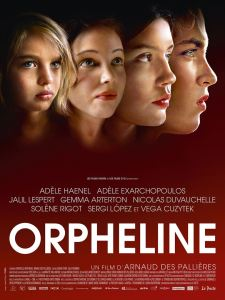 orpheline affiche cliff and co