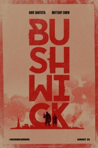 bushwick affiche cliff