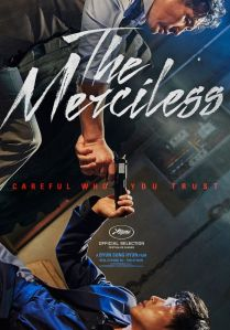 the merciless affiche cliff