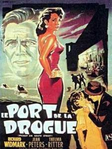 le port de la drogue affiche cliff and co