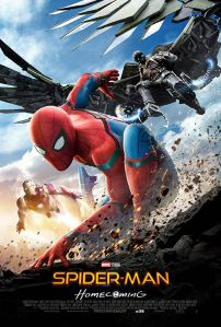 spiderman homecoming affiche cliff and co