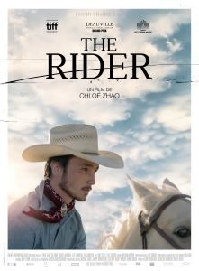 the rider affiche cliff and co