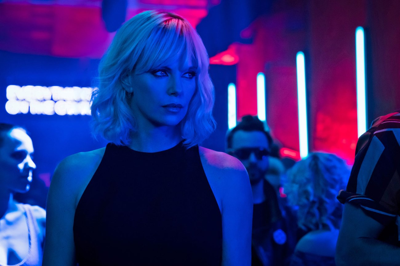 atomic blonde cliff and co image