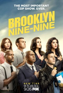 brooklyn nine nine s5 affiche cliff and co