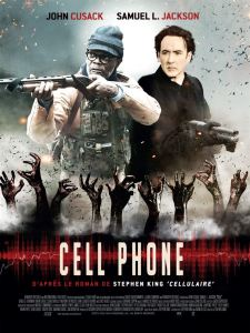 cell phone affiche cliff and co