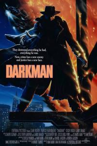 darkman affiche cliff and co