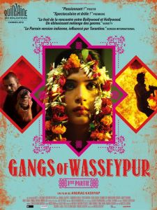 gangs wasseypur affiche cliff and co