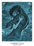 the shape of water affiche cliff and co