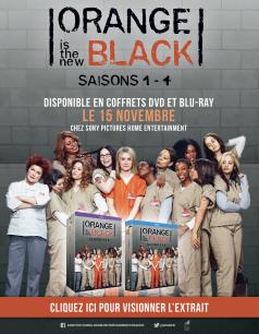 L'une des séries évènements de Netflix dont les 4 premières saisons sont enfin disponible en DVD et Blu-Ray ! Sony Pictures Home Entertainment