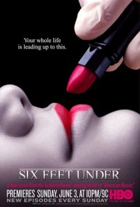 six feet under affiche cliff and co