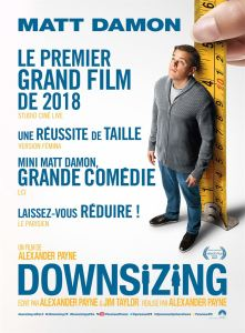 downsizing cliff and co affiche