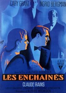 les enchainŽs notorious 1946 rŽal : Alfred Hitchcock Collection Christophel