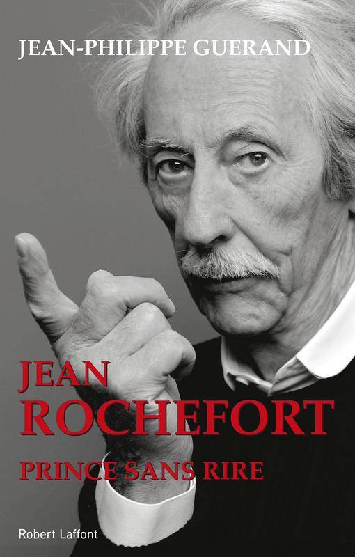 Quelques mois après sa disparition, une biographie extrêmement complète et riche en anecdotes signée par le journaliste Jean-Philippe Guerrand. Editions Robert Laffont