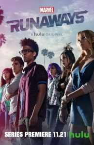 Marvel's runaways cliff and co