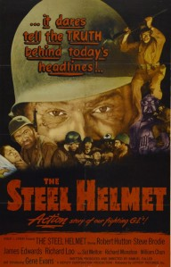 steel helmet affiche cliff and co