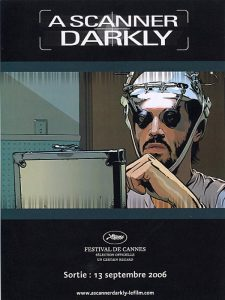 A scanner darkly affiche cliff and co