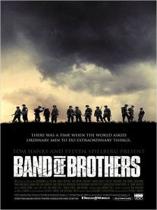 band of brothers affiche cliff and co