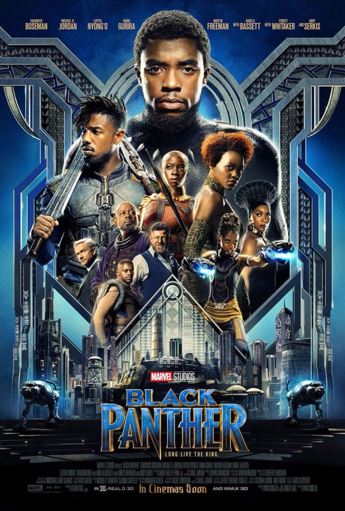 black panther affiche cliff and co
