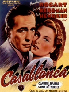 casablanca affiche cliff and co