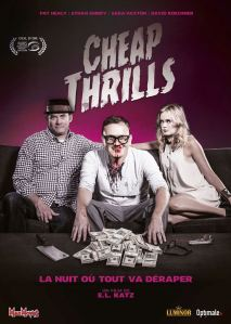 cheap thrills cliff and co