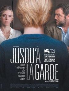 JUSQU'A LA GARDE AFFICHE CLIFF AND CO