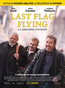 last flag flying affiche cliff and co