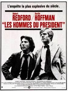 les hommes du président affiche cliff and co